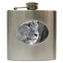 Lion 1 Hip Flask by smokeart