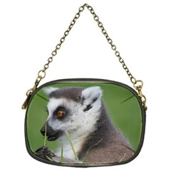 Ring Tailed Lemur  2 Chain Purse (one Side) by smokeart