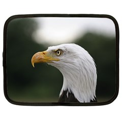Bald Eagle (1) Netbook Case (large) by smokeart