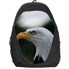 Bald Eagle (1) Backpack Bag by smokeart