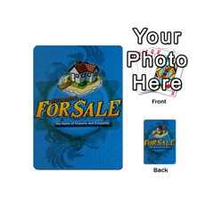 For Sale Mini By Juan Jose   Playing Cards 54 (mini)   05yksi253ccb   Www Artscow Com Back