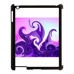 L142 Apple Ipad 3/4 Case (black) by gunnsphotoartplus