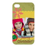 xmas - Apple iPhone 4/4S Hardshell Case