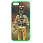 Firefighter  - Apple Seamless iPhone 5 Case (Color)