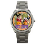 helloween fall - Sport Metal Watch