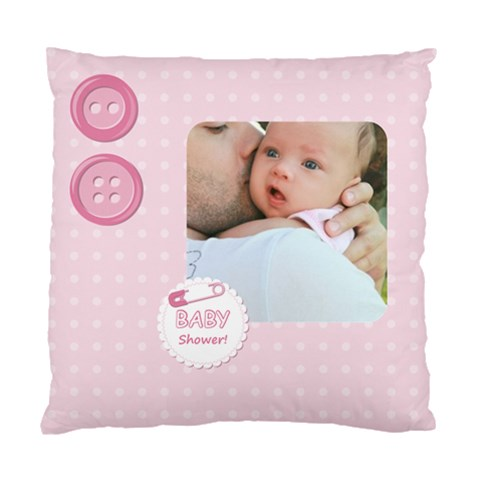 Baby By Baby   Standard Cushion Case (one Side)   97a6f5pkub2g   Www Artscow Com Front