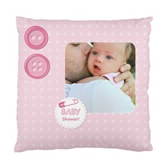 Baby By Baby   Standard Cushion Case (two Sides)   Z0ltxcbk1dnu   Www Artscow Com Back