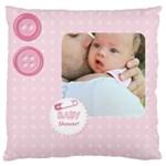 baby - Large Cushion Case (One Side)