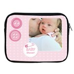 baby - Apple iPad 2/3/4 Zipper Case
