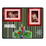 Noel small blanket 3 - Fleece Blanket (Small)