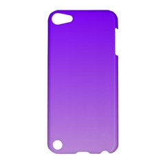 Violet To Wisteria Gradient Apple Ipod Touch 5 Hardshell Case by BestCustomGiftsForYou