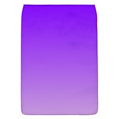 Violet To Wisteria Gradient Removable Flap Cover (small) by BestCustomGiftsForYou