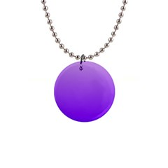 Wisteria To Violet Gradient Button Necklace by BestCustomGiftsForYou