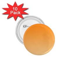 Orange To Peach Gradient 1 75  Button (10 Pack)