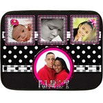 Family - Fleece Blanket (Mini)