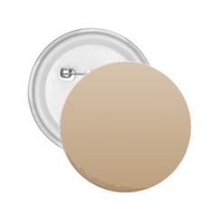 Champagne To Tan Gradient 2 25  Button by BestCustomGiftsForYou
