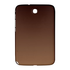 Seal Brown To Chamoisee Gradient Samsung Galaxy Note 8 0 N5100 Hardshell Case  by BestCustomGiftsForYou