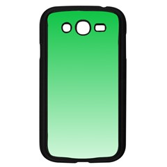 Dark Pastel Green To Pastel Green Gradient Samsung I9082(galaxy Grand Duos)(black) by BestCustomGiftsForYou