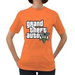 Gta V Womens' T Shirt (colored)