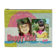 Kids By Kids   Cosmetic Bag (xl)   Qeikh2fq0rd7   Www Artscow Com Front