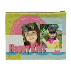 Kids By Kids   Cosmetic Bag (xl)   Qeikh2fq0rd7   Www Artscow Com Back