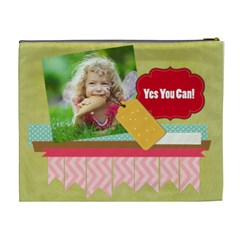 Kids By Kids   Cosmetic Bag (xl)   9bqu9t5dtdam   Www Artscow Com Back