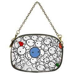 Smiley Chain Purse (one Side) by Contest1713515