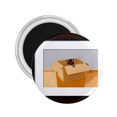 Untitled 2.25  Button Magnet by mysticalimages