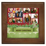 christmas - Framed Tile