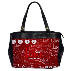 Love Oversize Office Handbag (One Side) by Contest1603161