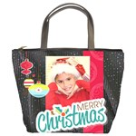Christmas bag Tonya - Bucket Bag