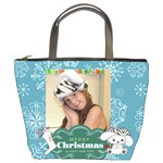 Christmas bag Jaden - Bucket Bag