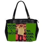 PO6 - Oversize Office Handbag (2 Sides)