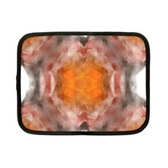 Seamless Background Fractal Netbook Case (small) by hlehnerer
