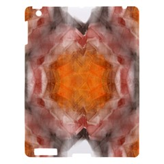 Seamless Background Fractal Apple Ipad 3/4 Hardshell Case by hlehnerer