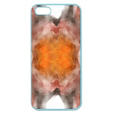 Seamless Background Fractal Apple Seamless Iphone 5 Case (color) by hlehnerer