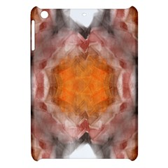 Seamless Background Fractal Apple Ipad Mini Hardshell Case by hlehnerer