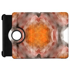 Seamless Background Fractal Kindle Fire Hd 7  Flip 360 Case by hlehnerer