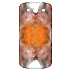 Seamless Background Fractal Samsung Galaxy S3 S Iii Classic Hardshell Back Case by hlehnerer