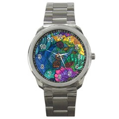 Beauty Blended Sport Metal Watch by JacklyneMae