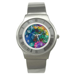 Beauty Blended Stainless Steel Watch (unisex) by JacklyneMae