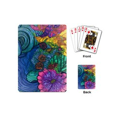 Beauty Blended Playing Cards (mini) by JacklyneMae
