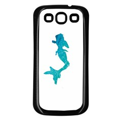 Ocean Samsung Galaxy S3 Back Case (black)