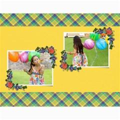 Wall Calendar 11 X 8 5   Flower Blooms By Jennyl   Wall Calendar 11  X 8 5  (12 Months)   A9rkodqx3749   Www Artscow Com Month