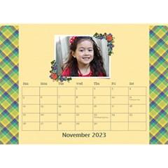 Desktop Calendar 8 5  X 6   Flower Blooms By Jennyl   Desktop Calendar 8 5  X 6    9yh32pza5ijh   Www Artscow Com Nov 2016