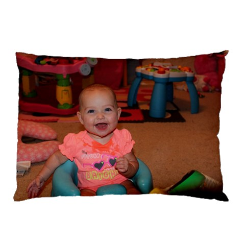 Maci Paige By Christy Taylor   Pillow Case   Ogi5bvdwb5h4   Www Artscow Com 26.62 x18.9 Pillow Case