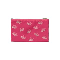 Pie By Brideofbmo   Cosmetic Bag (small)   G1rxznhme5rf   Www Artscow Com Back