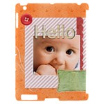 baby - Apple iPad 2 Hardshell Case (Compatible with Smart Cover)