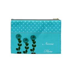 Cosmetic Bag (m)   Aqua Dreams By Jennyl   Cosmetic Bag (medium)   Wy890fbwedko   Www Artscow Com Back
