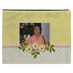 Cosmetic Bag (xxxl)   Mom By Jennyl   Cosmetic Bag (xxxl)   I8wcbtfql7p9   Www Artscow Com Back